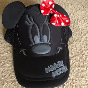 Japan Tokyo Disneyland Minnie Mouse ear cap